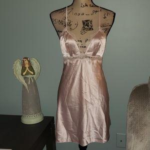 Victoria's Secret Satin Chantilly Lace Babydol